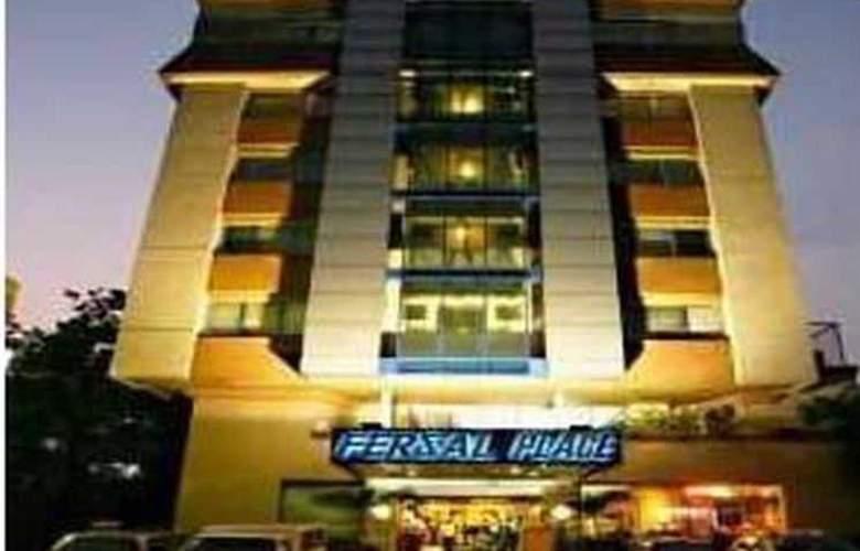 Fersal Hotel Diliman - Hotel - 6