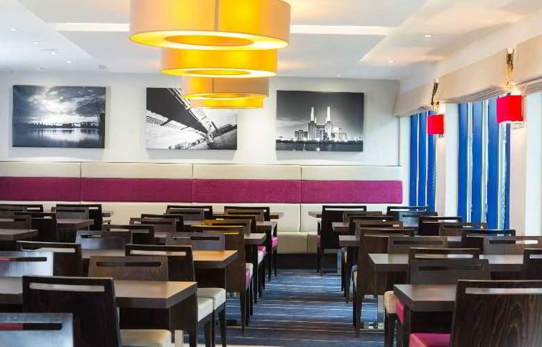 Holiday Inn Express Wandsworth Battersea - Restaurant - 13