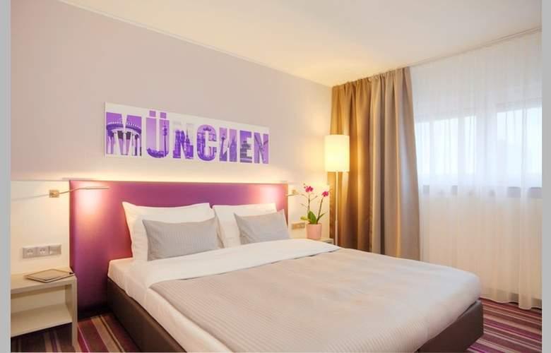 Rilano 24/7 Hotel Muenchen - Room - 9