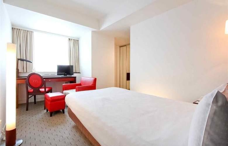 Mercure Hotel Ginza Tokyo - Room - 35