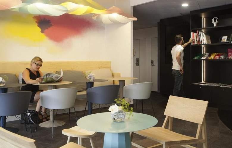 Novotel Suites Paris Velizy - Hotel - 24