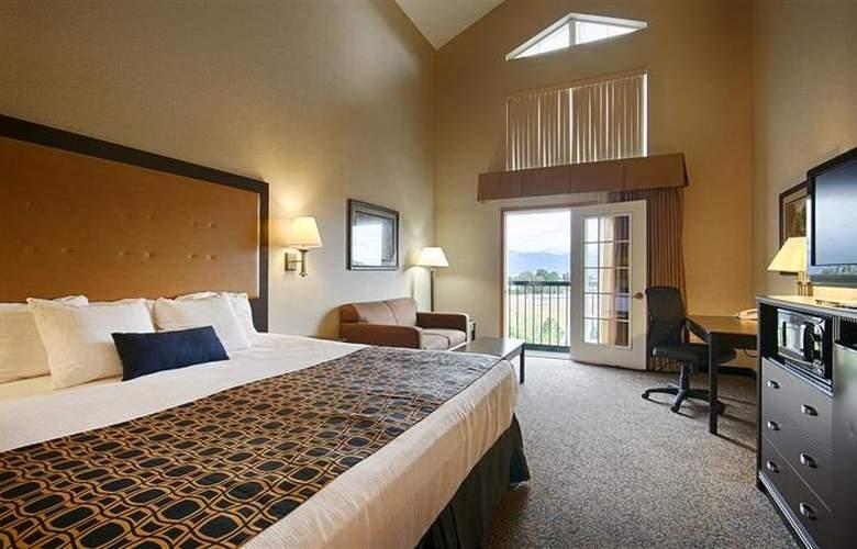 Best Western Plus Grant Creek Inn - Room - 38