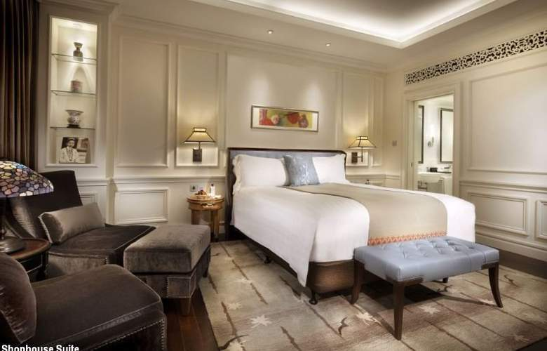 Intercontinental Singapore - Room - 9