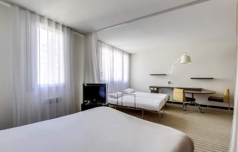 Novotel Suites Paris Nord 18ème - Room - 12