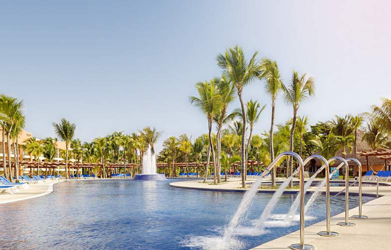 Barcelo Maya Beach, Caribe, Colonial, Tropical - Pool - 3