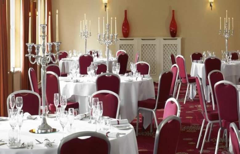 York Marriott - Restaurant - 12