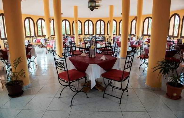 Oasis Dunas - Restaurant - 29