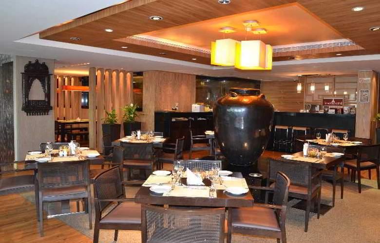 Saffron Boutique Hotel - Restaurant - 7