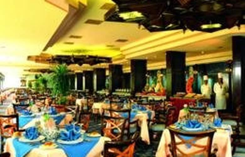 Pyramisa Isis Luxor - Restaurant - 8