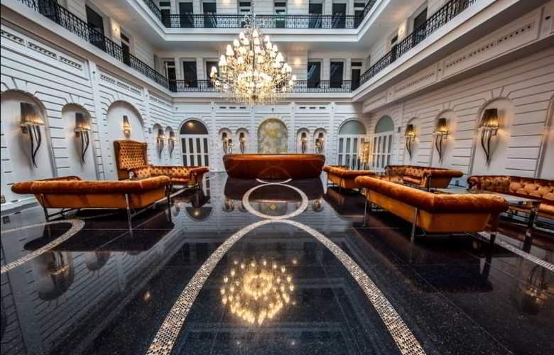 PRESTIGE HOTEL BUDAPEST - General - 0