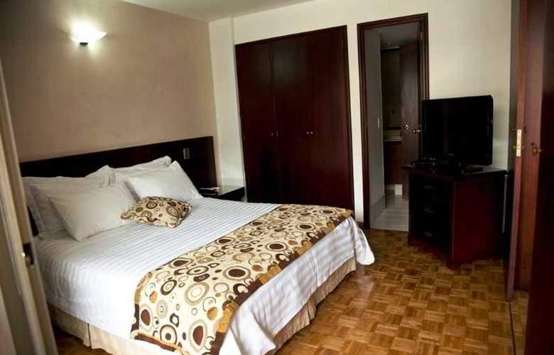 Aparta Suite Torre Poblado - Room - 16