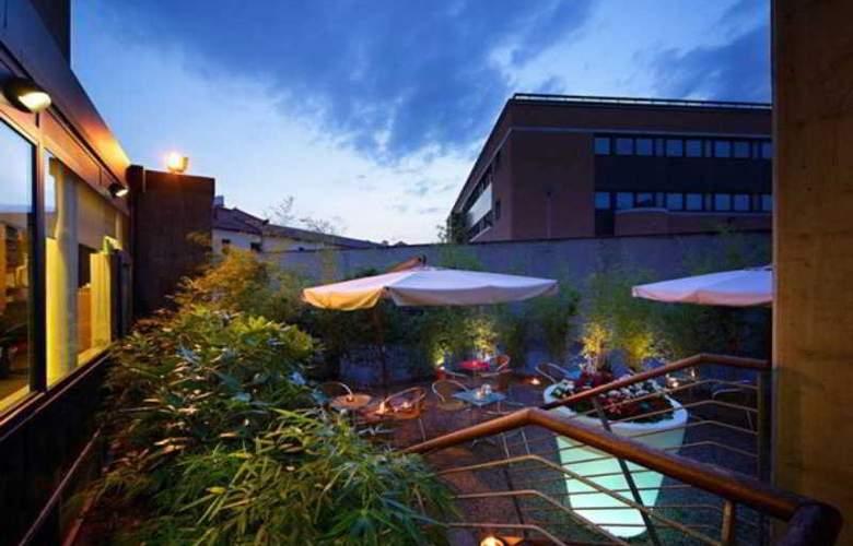 Elite Hotel Residence - Terrace - 11