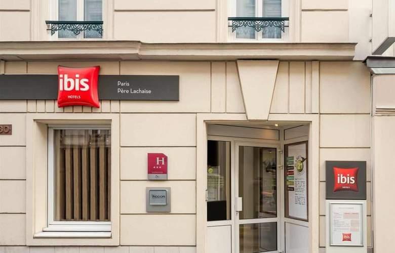 Ibis Paris Père Lachaise - Hotel - 4