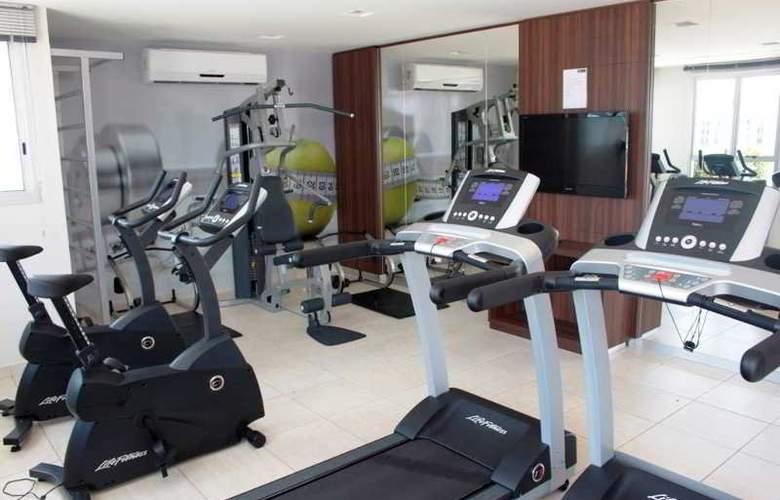 Impar Suites Cidade Nova - Sport - 1