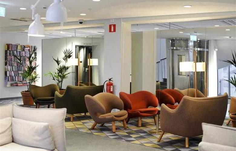 Best Western Plus Sthlm Bromma - Hotel - 22