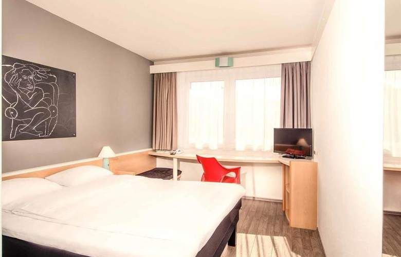 ibis Berlin Airport Tegel - Room - 16