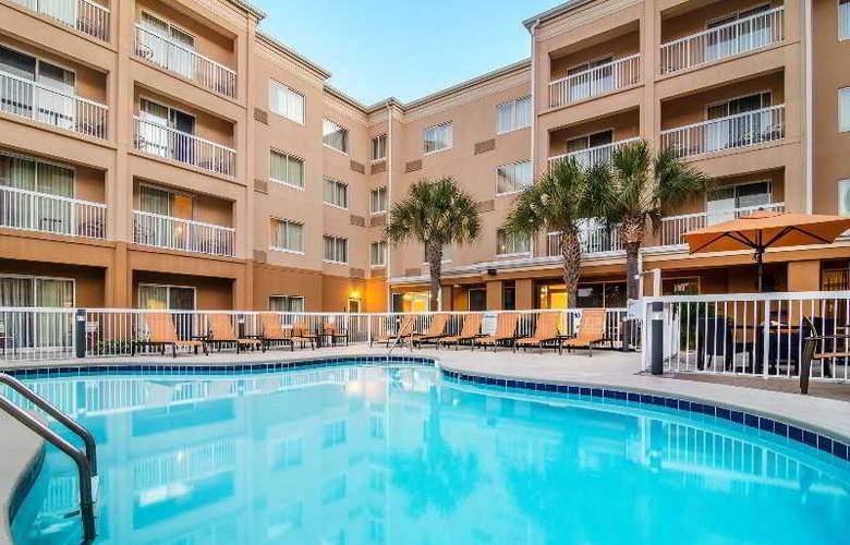 Courtyard Myrtle Beach Broadway - Pool - 2