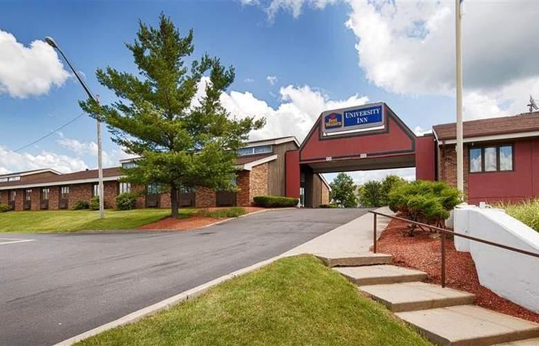Best Western University Inn - Hotel - 14