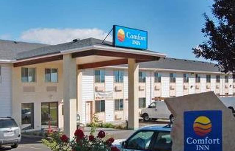 Comfort Inn Airport - Hotel - 0