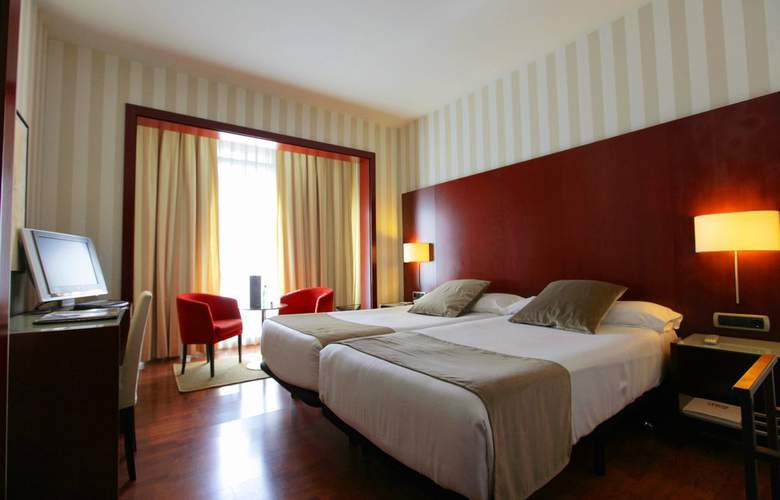Zenit Barcelona - Room - 15