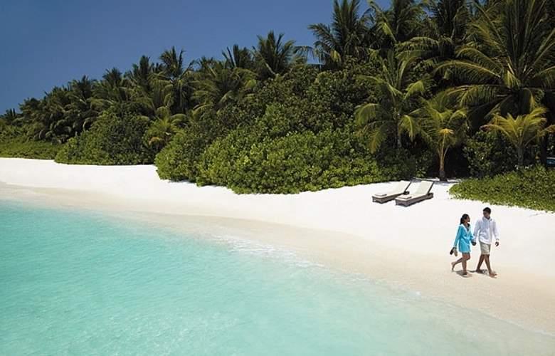Shangri-La´s Villingili Resort and Spa - Beach - 3