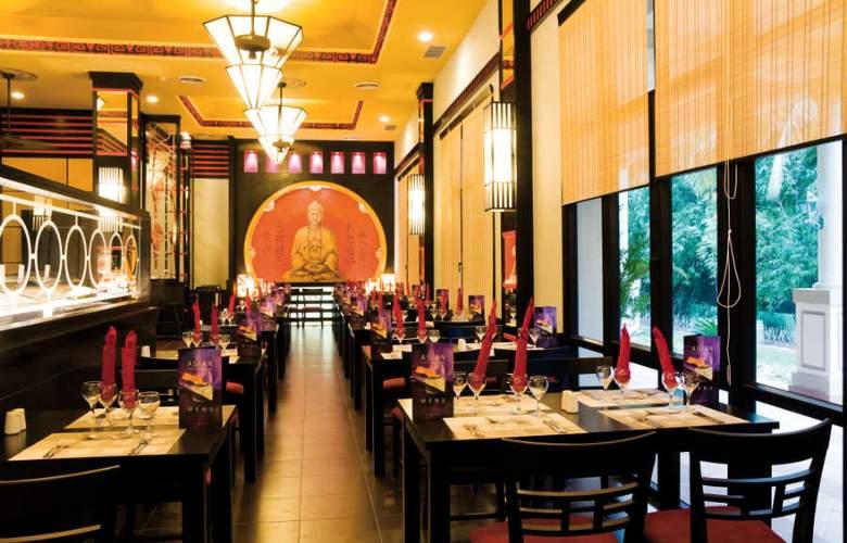 Club Hotel Riu Bambu  - Restaurant - 13