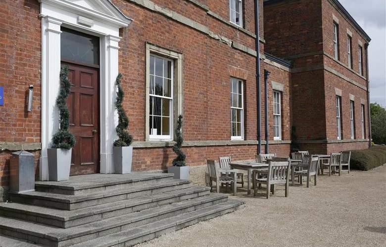 Best Western Stoke-On-Trent Moat House - Hotel - 51