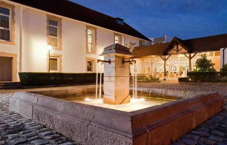 Novotel Saclay - Hotel - 17
