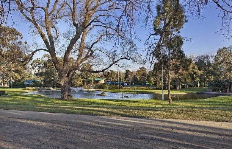 Best Western Melbourne's Princes Park Motor Inn - Hotel - 12