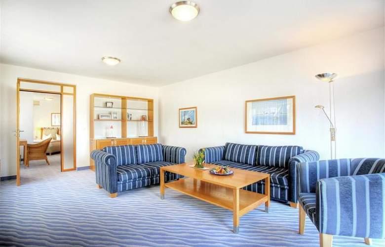 Best Western Hanse Hotel Warnemuende - Room - 59