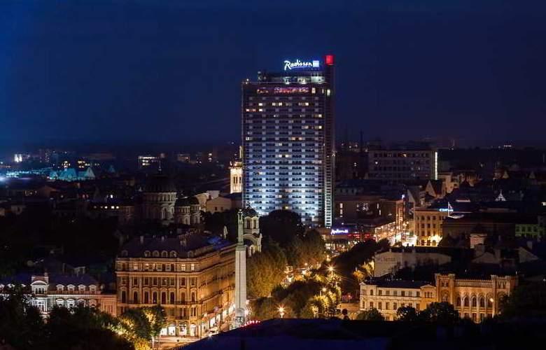 Radisson Blu Hotel Latvija - Hotel - 7