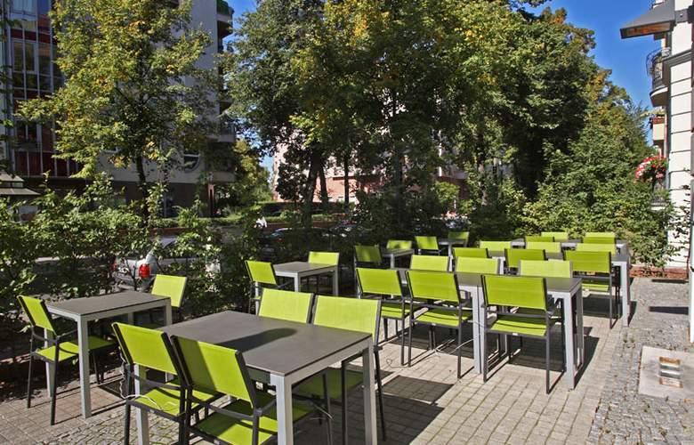 Exe Hotel Klee Berlin - Terrace - 6