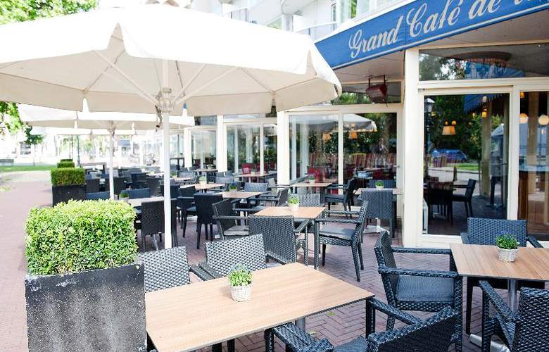Carlton Square Hotel Haarlem City Centre - Terrace - 5