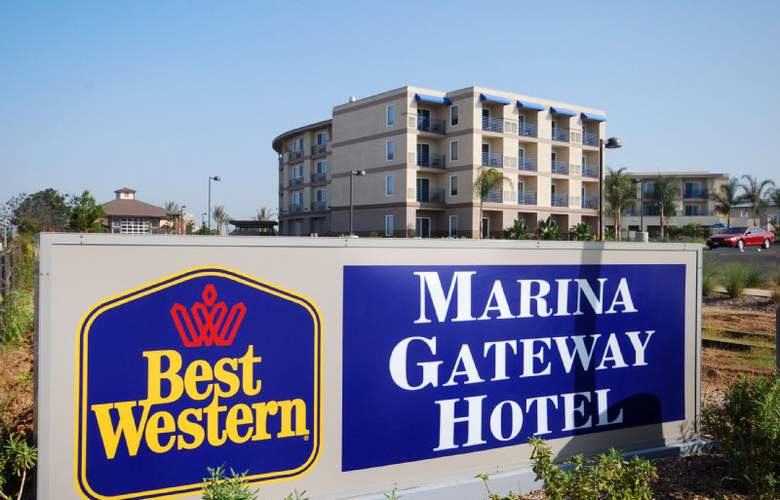 Best Western Plus Marina Gateway Hotel - Hotel - 0