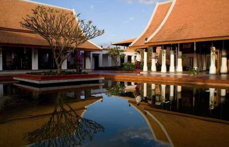 Sukhothai Heritage Resort - Pool - 7
