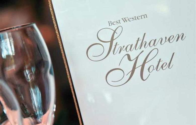 Best Western Strathaven Hotel - Hotel - 39