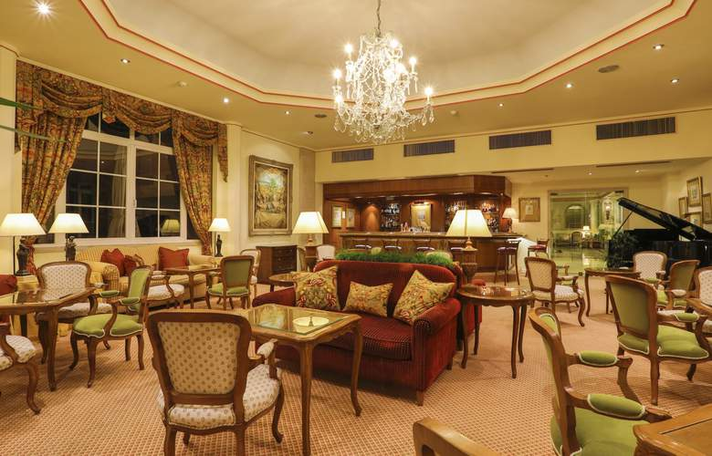 Olissippo Lapa Palace - The Leading Hotels of the World - Bar - 4