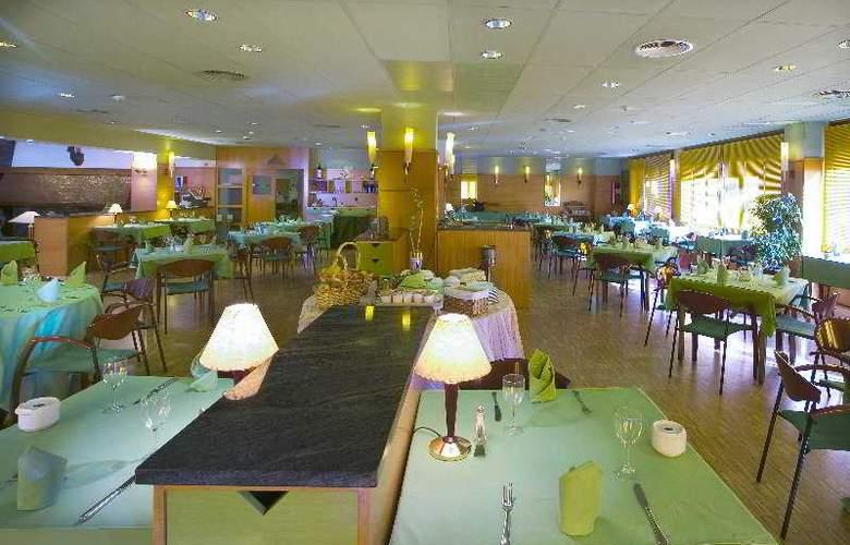 De l'Isard - Restaurant - 9