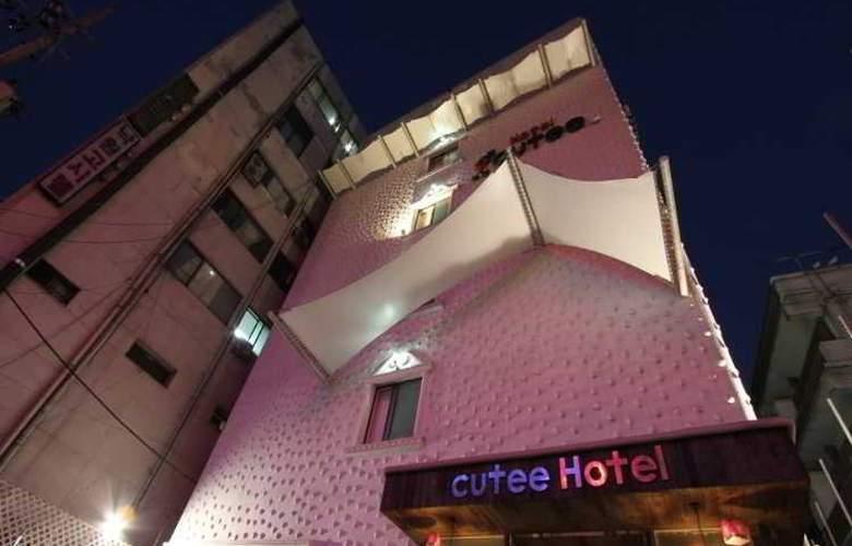 Jongno Cutee Hotel - Hotel - 4