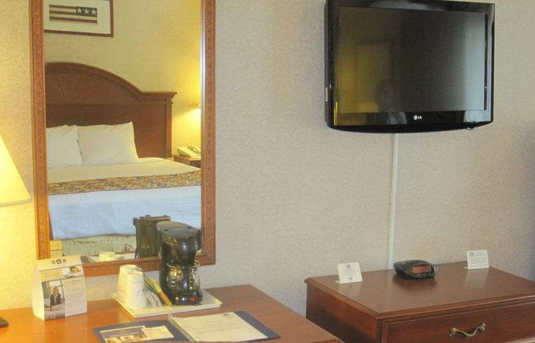Best Western Pentagon Hotel - Reagan Airport - Room - 47