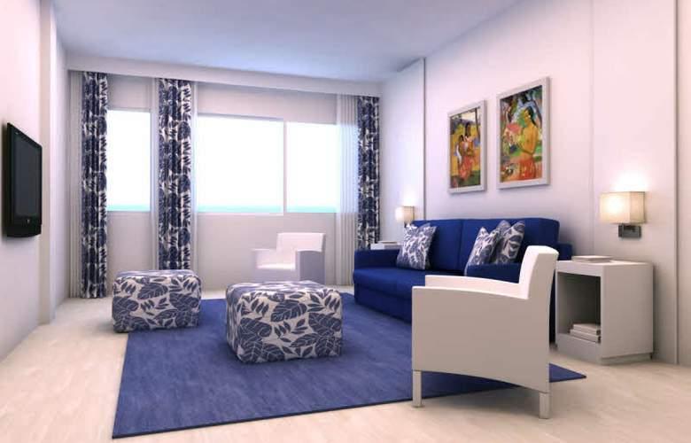 Tahiti Playa Suites - Room - 4