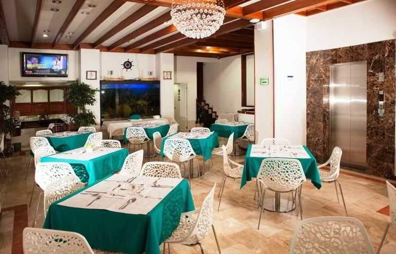 Blu Inn - Restaurant - 2