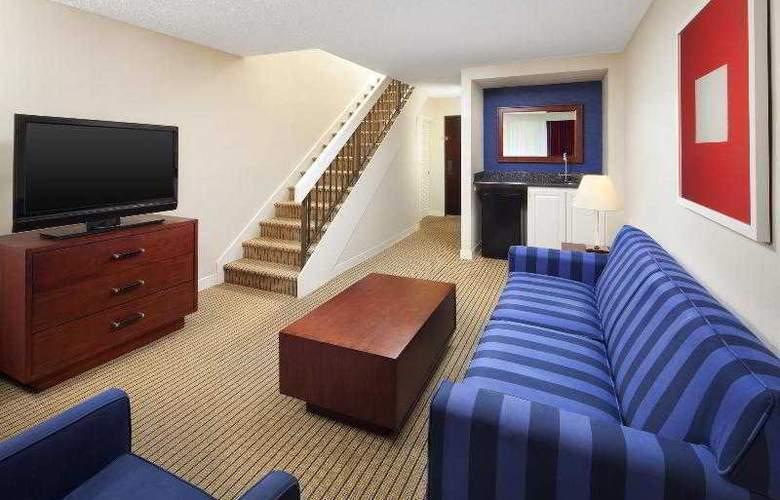 Sheraton San Diego Hotel & Marina - Room - 25