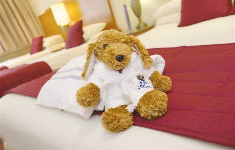 Best Western Forest Hills Hotel - Hotel - 172