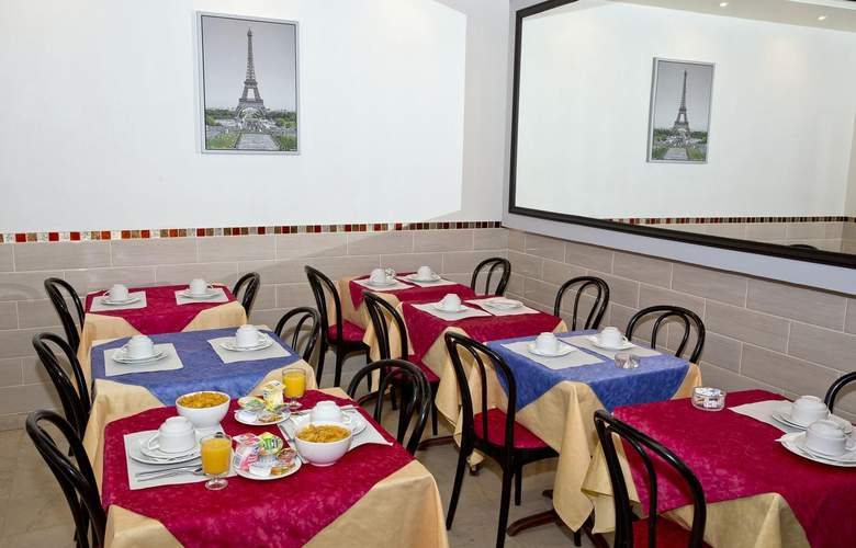 Hipotel Paris Voltaire Bastille - Meals - 12