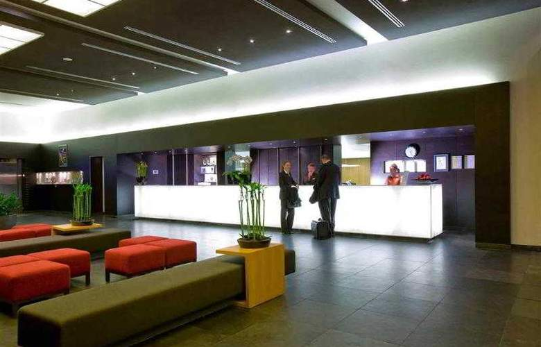 Novotel Karlsruhe City - Hotel - 10