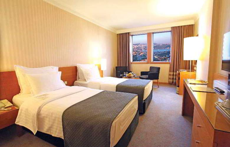 Mercure Istanbul City Bosphorus - Room - 8