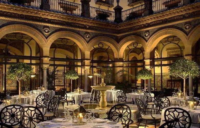 Alfonso XIII - Restaurant - 5