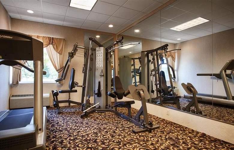 Best Western Cooper´S Mill Hotel - Sport - 58