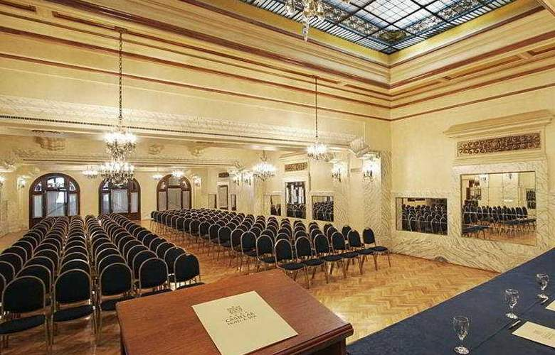 Castelar Hotel & Spa - Conference - 11